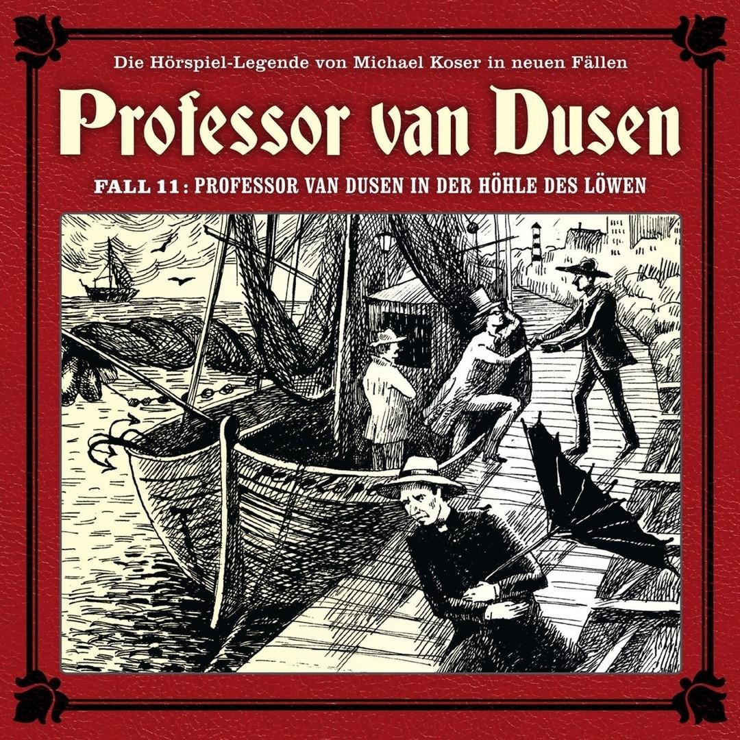 Professor van Dusen - Neue Fälle 11: Professor van Dusen in der Höhle des Löwen