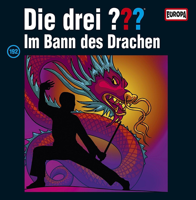 Die drei ??? Fragezeichen - Folge 192: Im Bann des Drachen (LP)