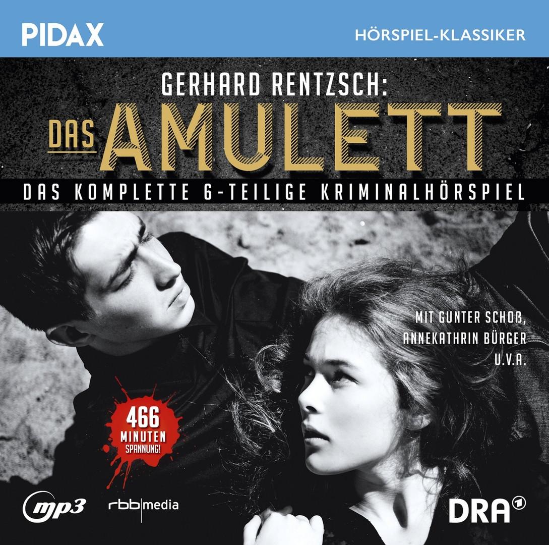 Pidax Hörspiel Klassiker - Das Amulett