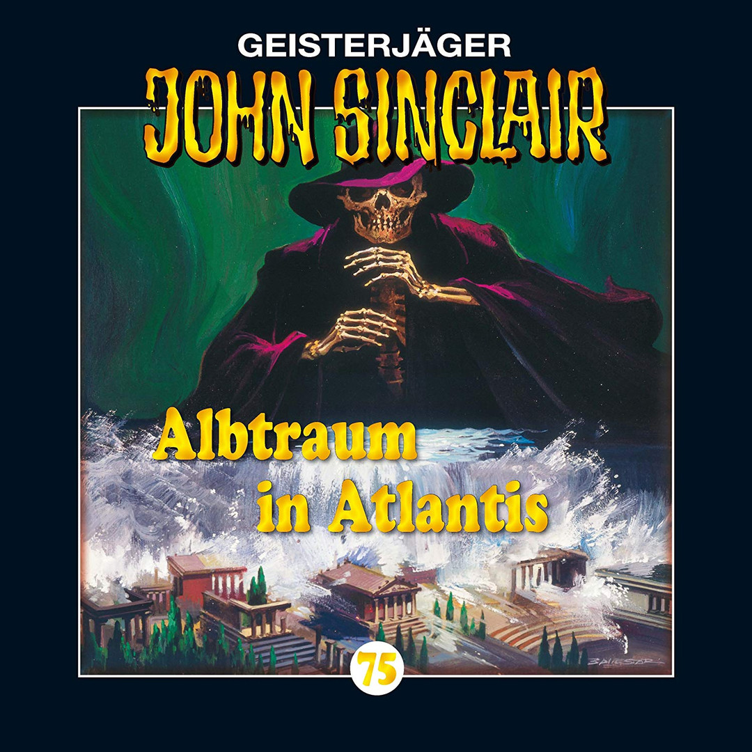 John Sinclair - Folge 75: Albtraum in Atlantis (VINYL Ausgabe)