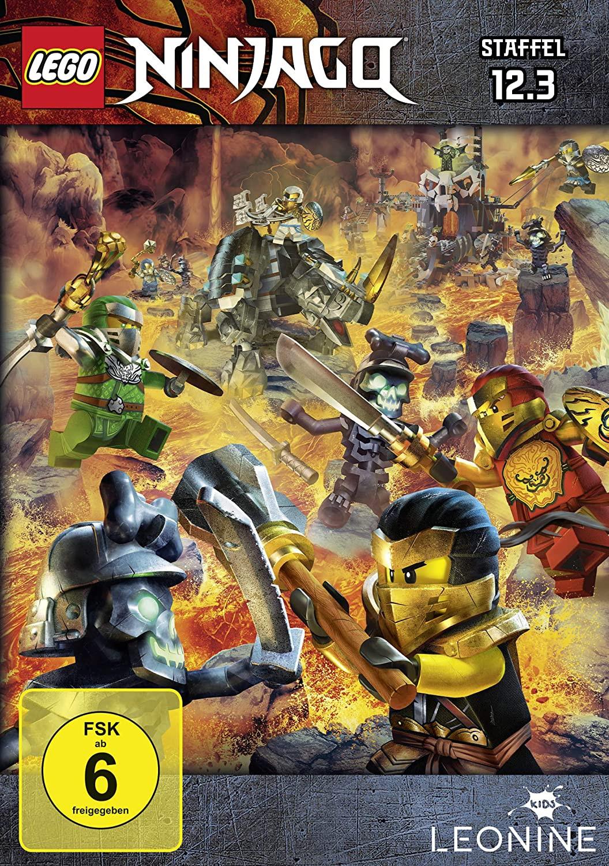 LEGO Ninjago - Staffel 12.3 (DVD)