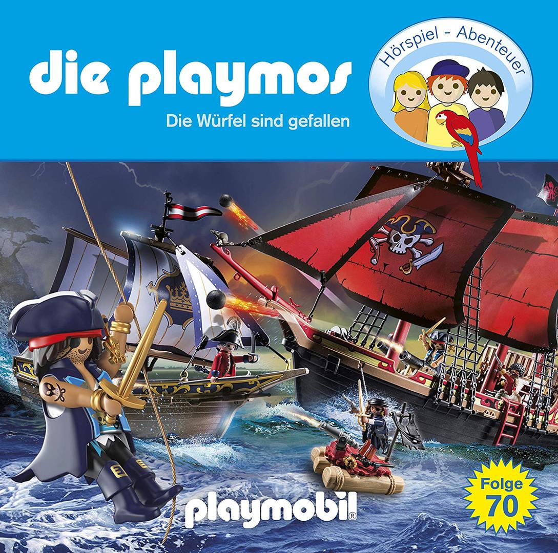 Die Playmos - Folge 70: Die Würfel sind gefallen