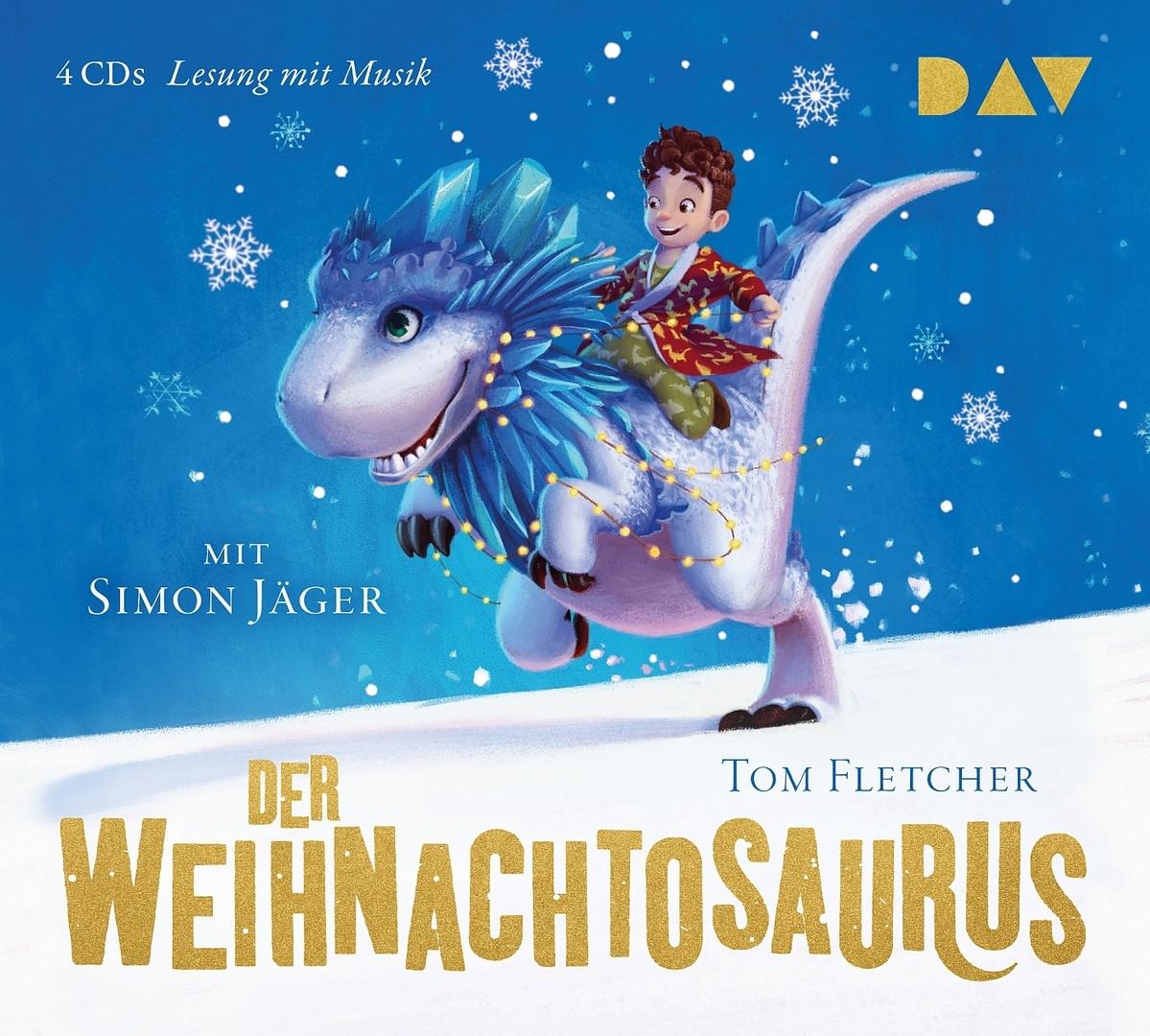 Tom Fletcher - Der Weihnachtosaurus