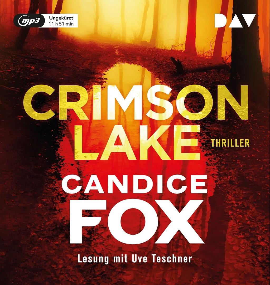 Candice Fox - Crimson Lake