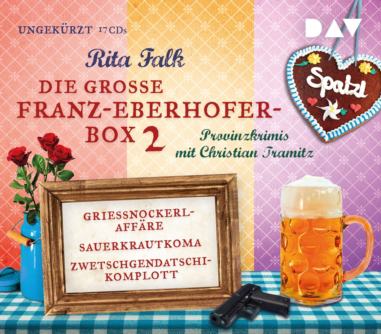 Rita Falk - Die große Franz-Eberhofer-Box 2