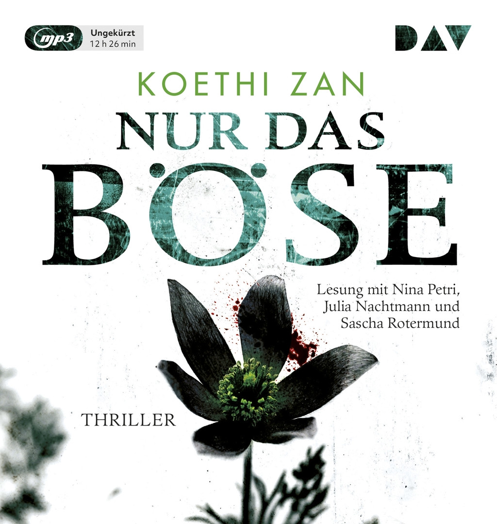 Koethi Zan - Nur das Böse: Thriller