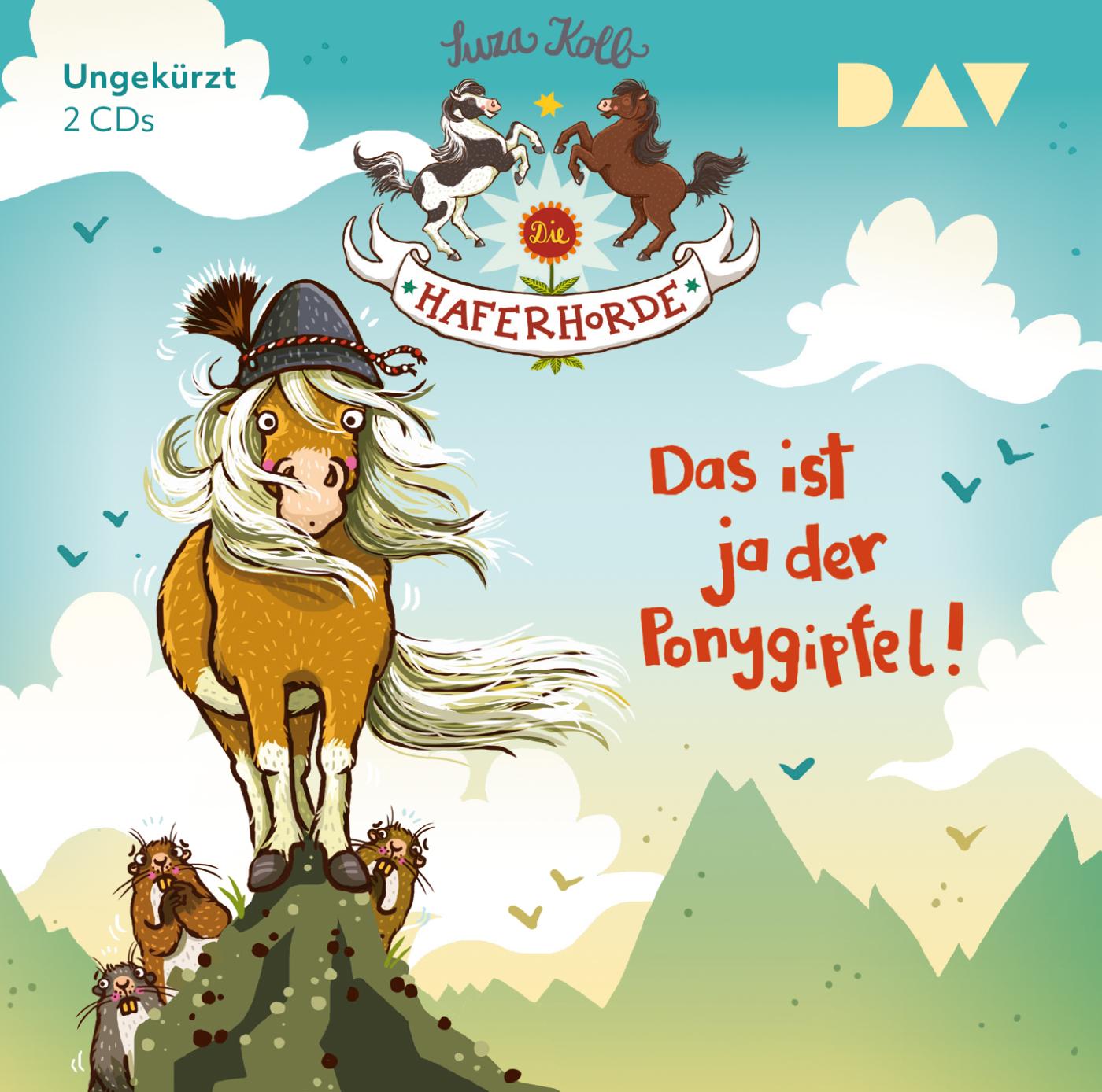 Die Haferhorde – Teil 13: Das ist ja der Ponygipfel!