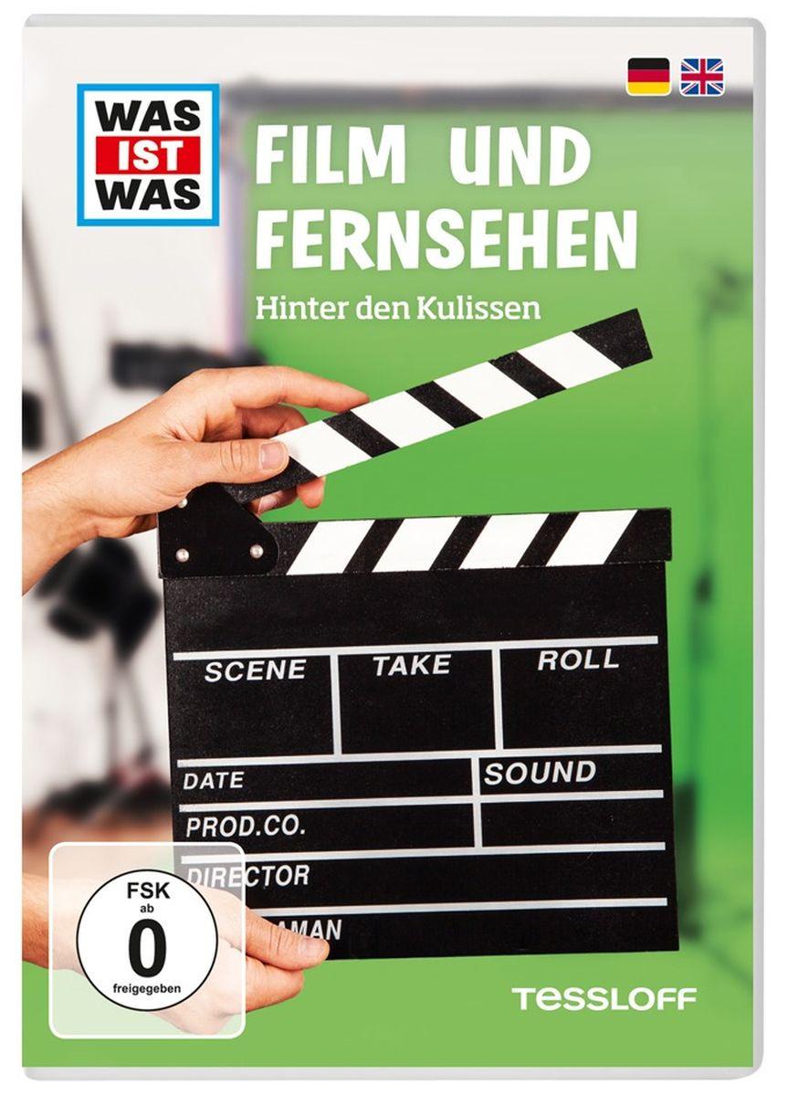 WAS IST WAS DVD Film und Fernsehen. Hinter den Kulissen