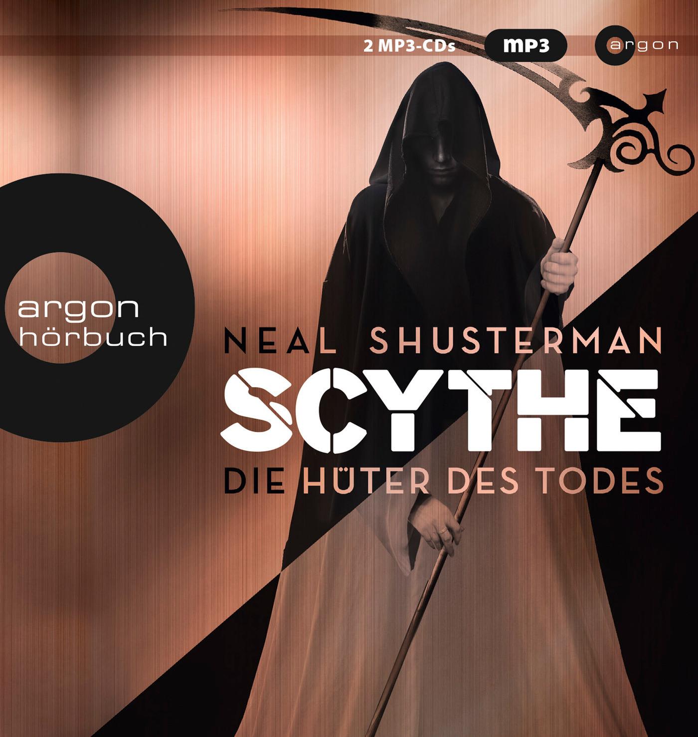 Neal Shusterman - Scythe – Die Hüter des Todes