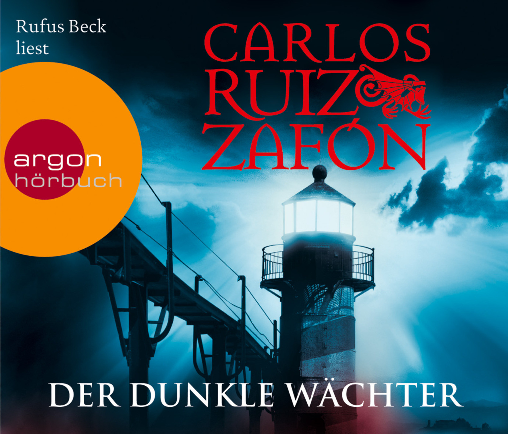 Carlos Ruiz Zafón - Der dunkle Wächter (Hörbestseller)