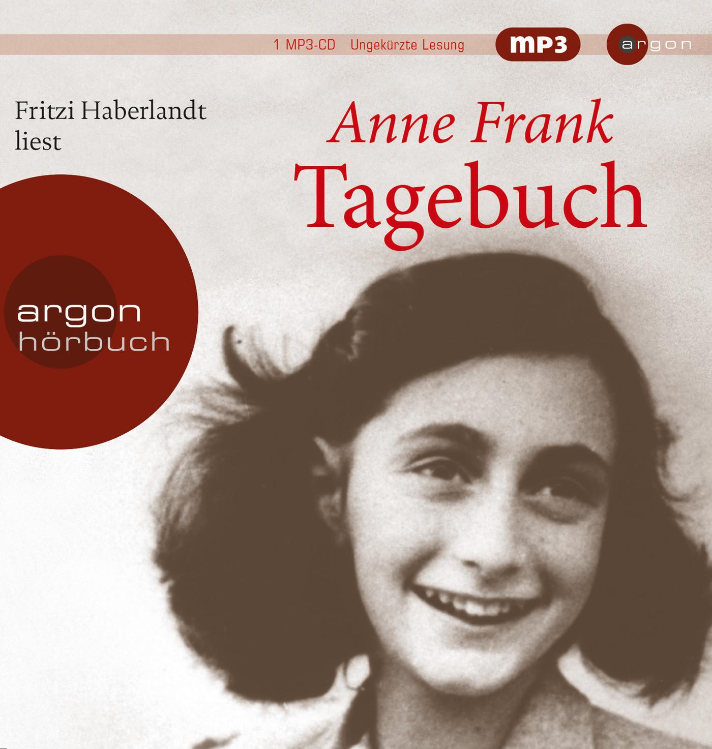 Anne Frank - Tagebuch (MP3-Ausgabe)