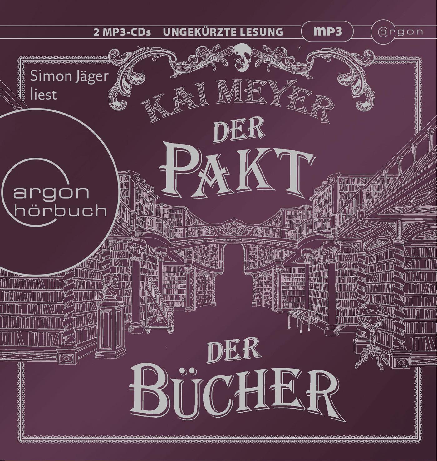 Kai Meyer - Der Pakt der Bücher