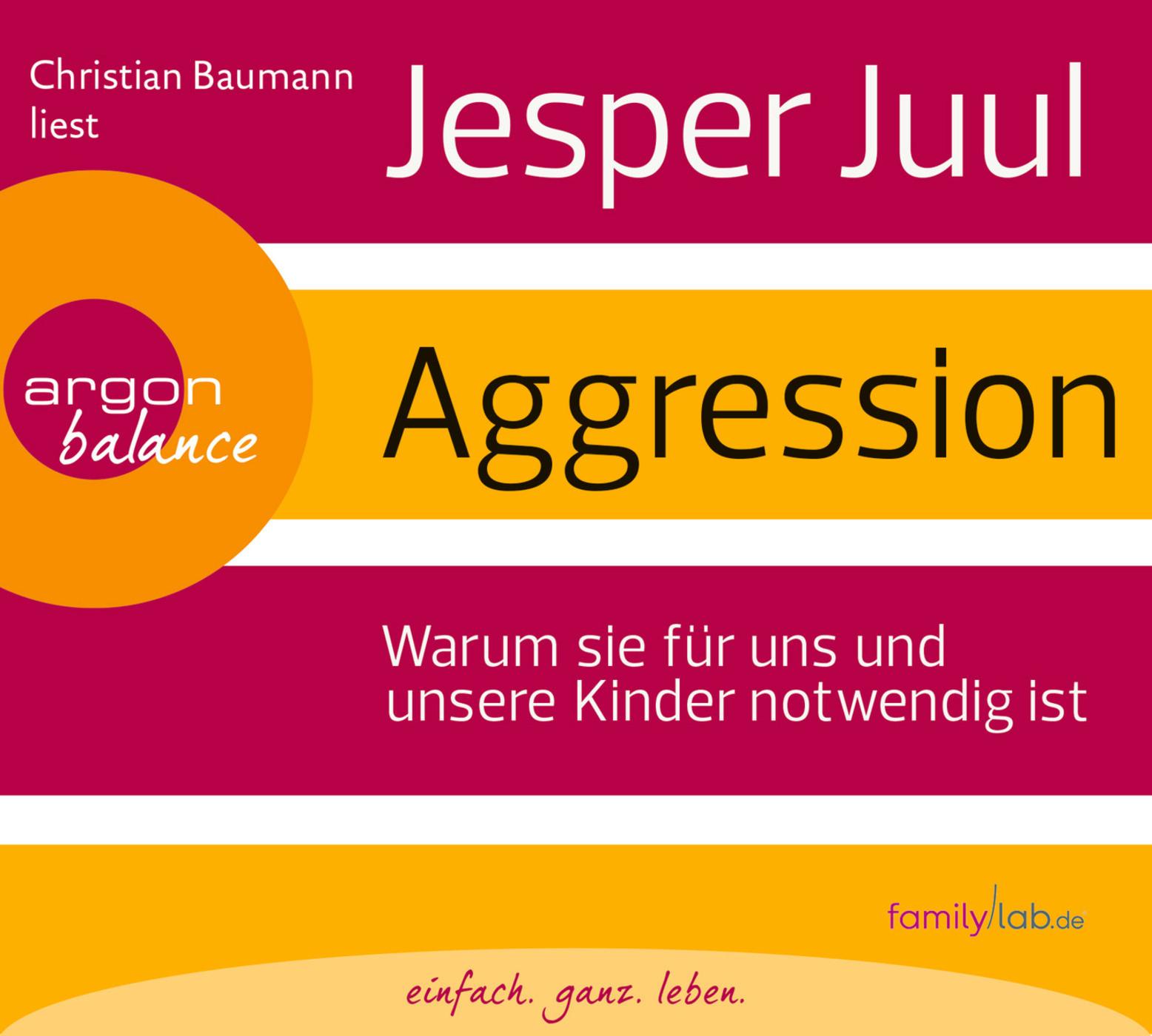 Jesper Juul - Aggression