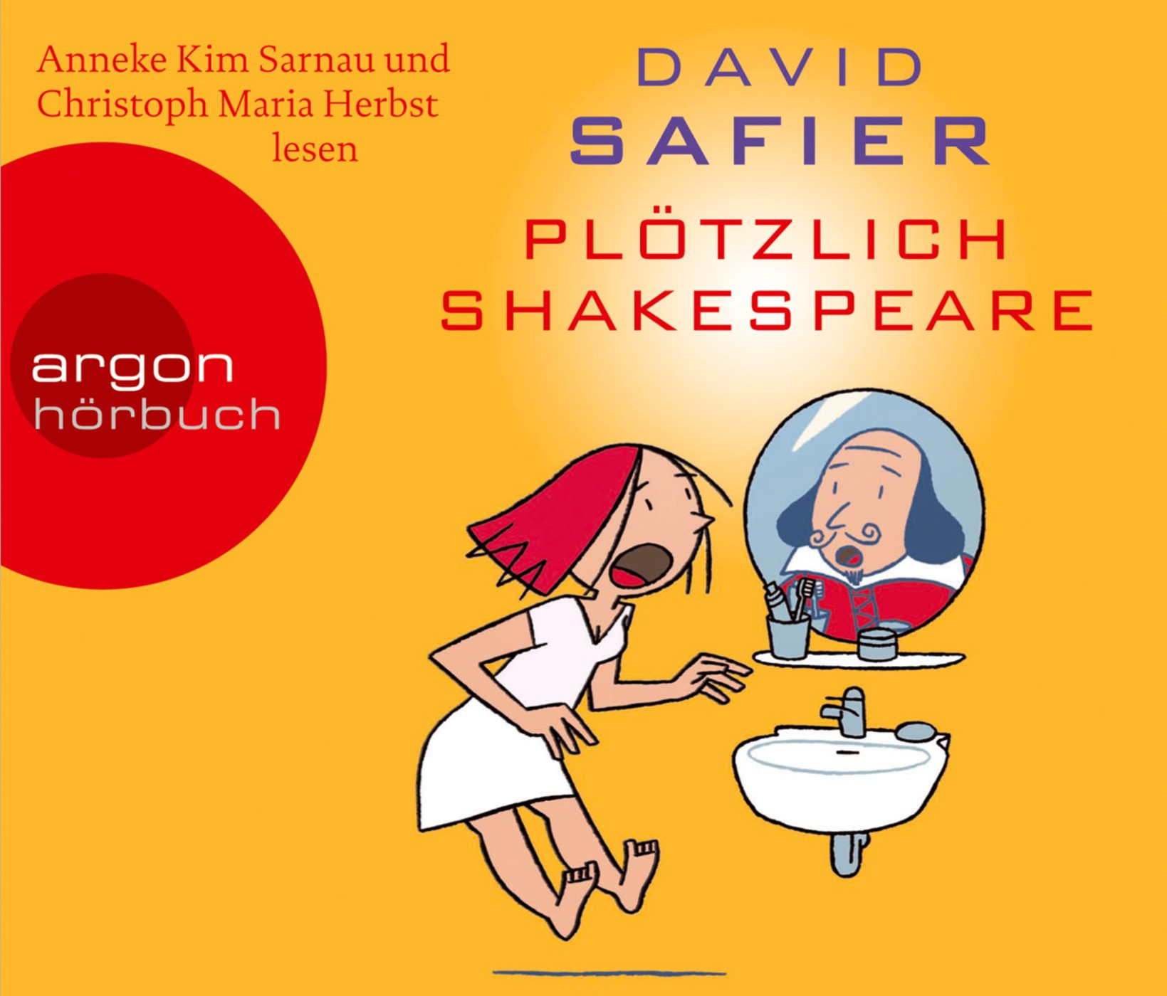David Safier - Plötzlich Shakespeare