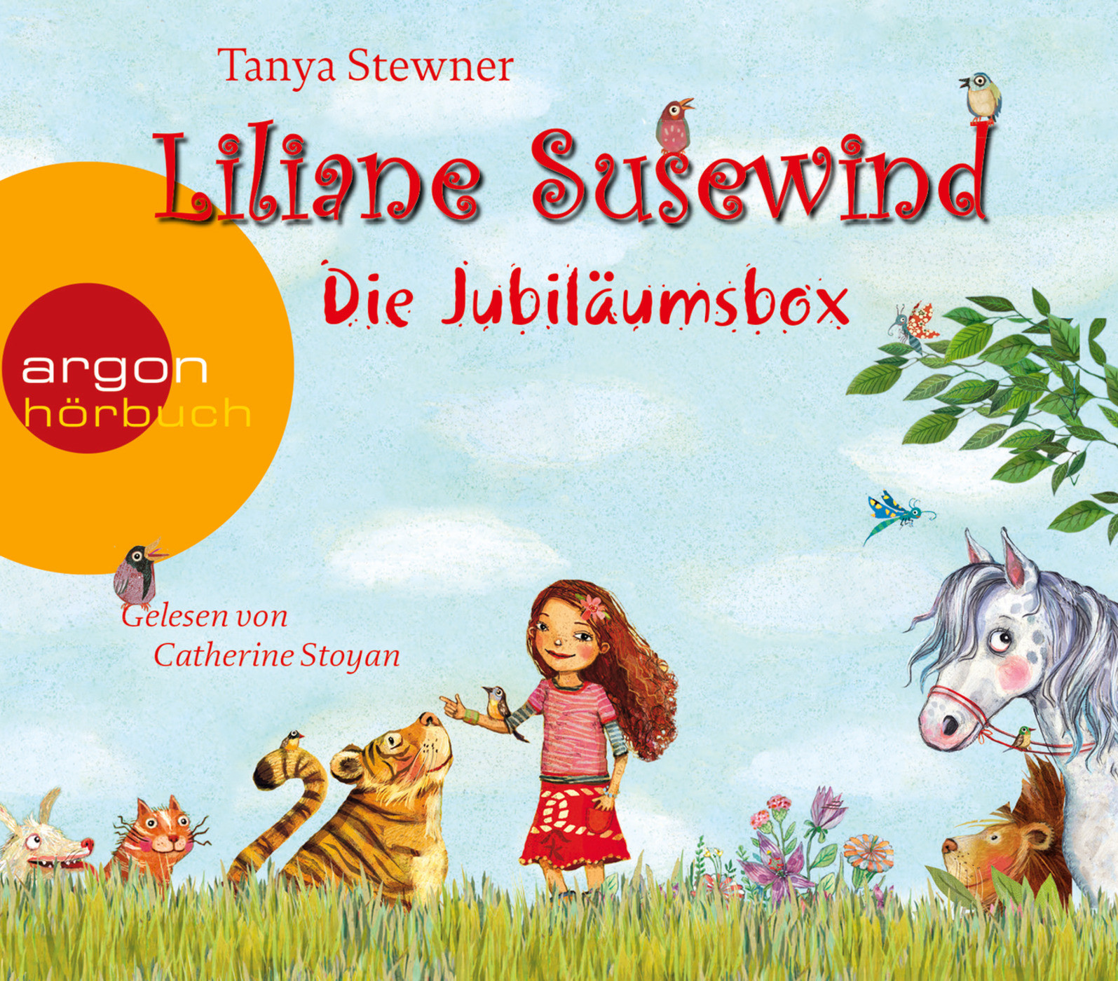 Tanya Stewner - Liliane Susewind – Die Jubiläumsbox