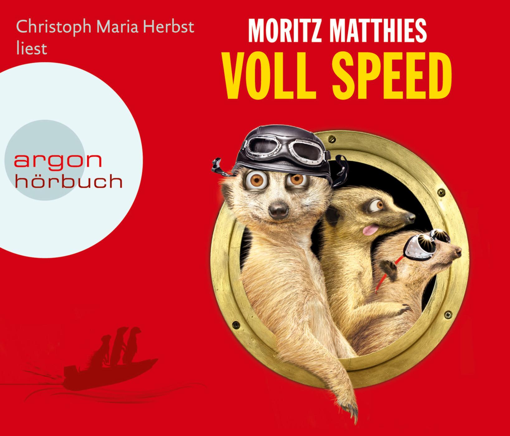 Moritz Matthies - Voll Speed (Hörbestseller)