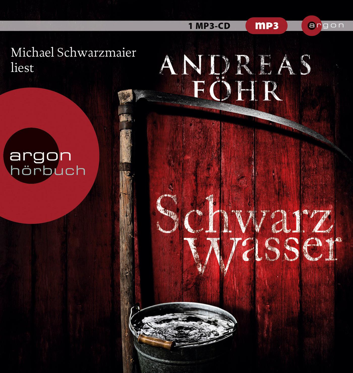 Andreas Föhr - Schwarzwasser