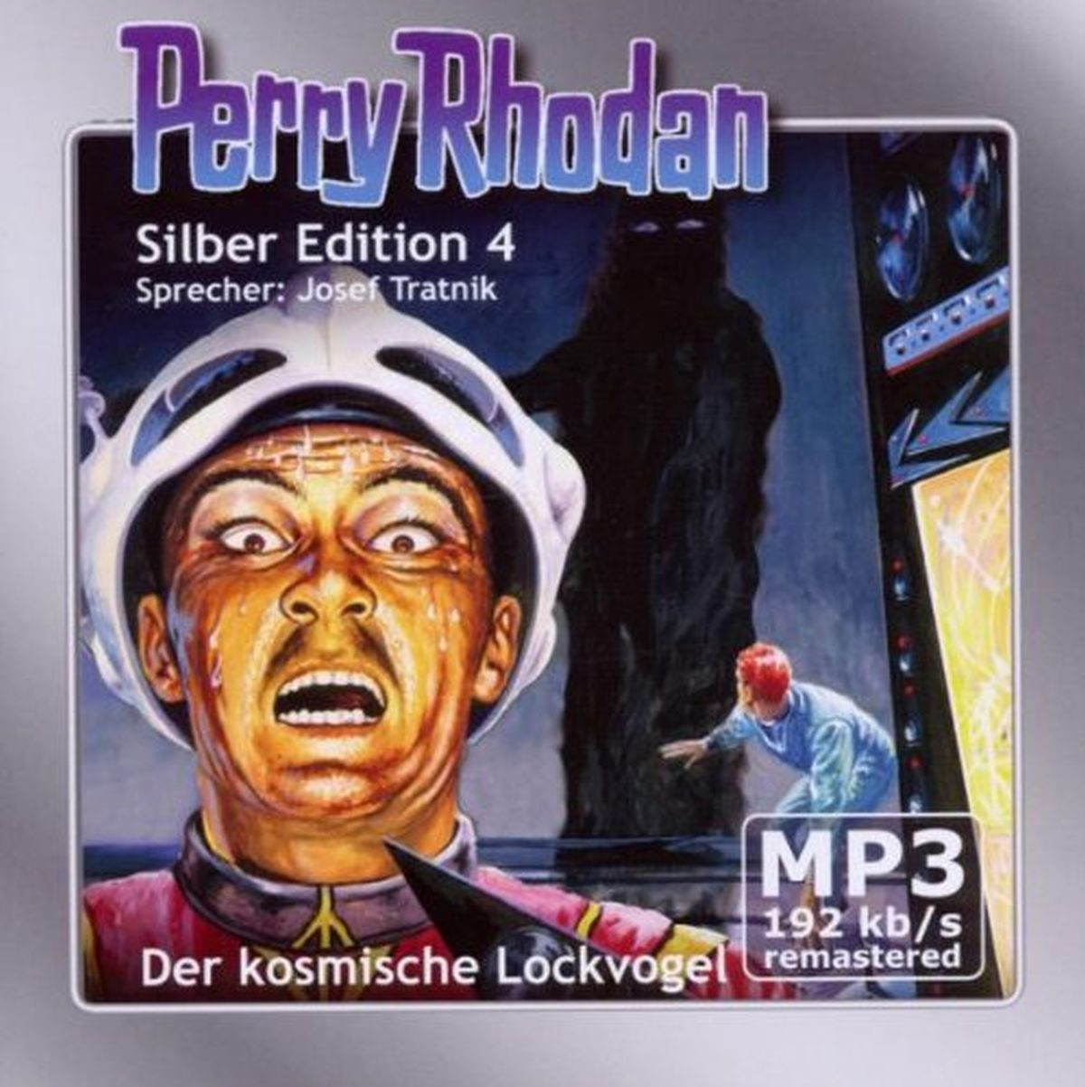 Perry Rhodan Silber Edition (mp3-CDs) 04 - Der kosmische Lockvogel - Remastered