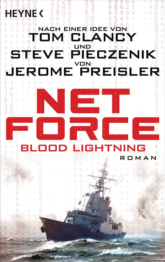 Net Force. Blood Lightning