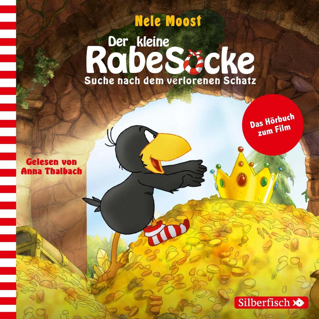 Der kleine Rabe Socke: Suche nach dem verlorenen Schatz: Das Original-Hörbuch zum Film