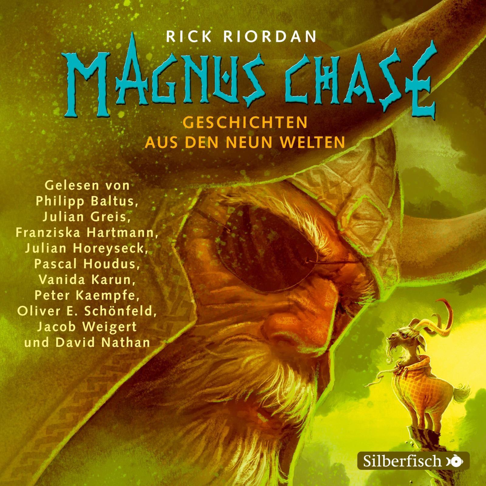 Rick Riordan - Geschichten aus den neun Welten (Magnus Chase , Band 4)