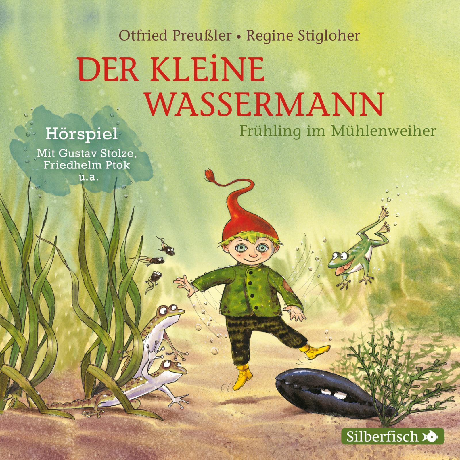 Otfried Preußler - Frühling im Mühlenweiher - Das Hörspiel