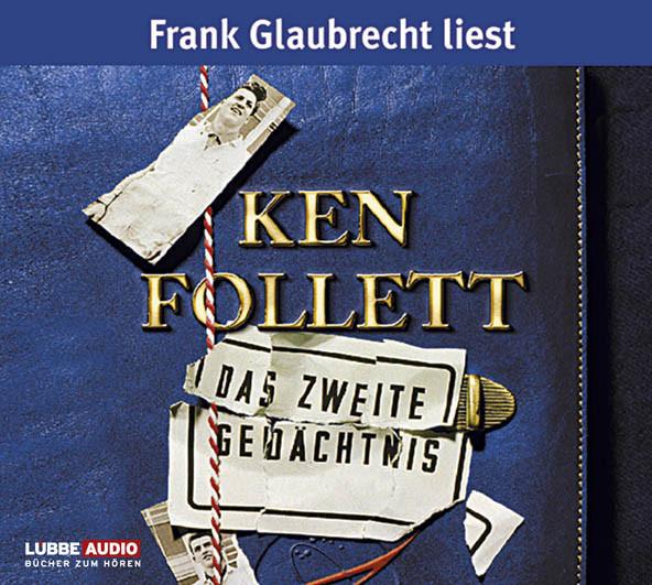 Ken Follett - Das zweite Gedächtnis