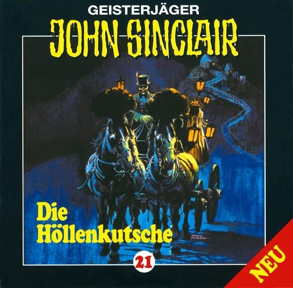 John Sinclair - Folge 21
