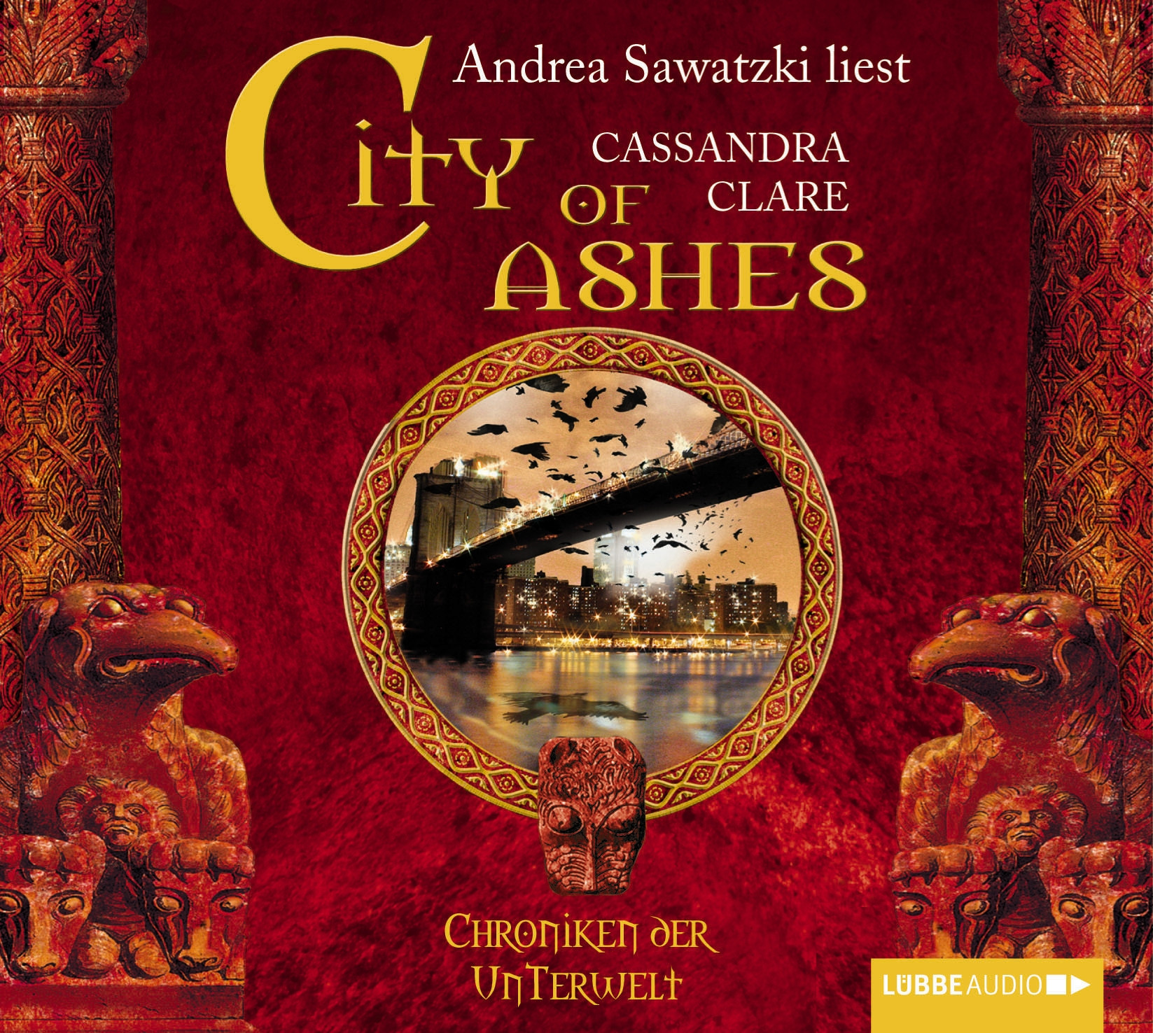 Cassandra Clare - City of Ashes (Bones II)