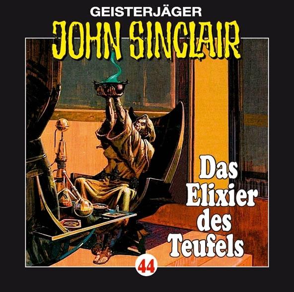 John Sinclair - Folge 44: Das Elixier des Teufels