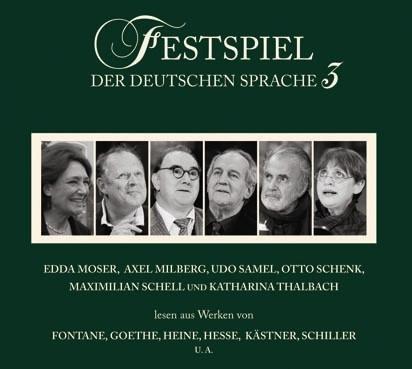 Festspiel der deutschen Sprache - 3
