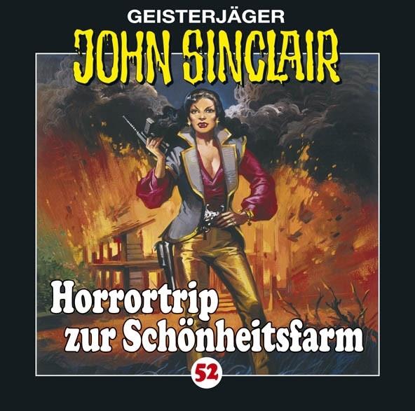 John Sinclair - Folge 52: Horrortrip zur Schönheitsfarm