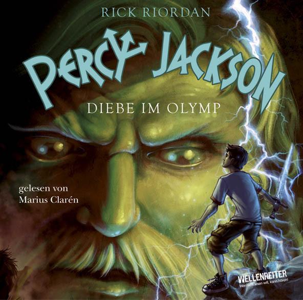 Rick Riordan - Percy Jackson - Teil 1: Diebe im Olymp