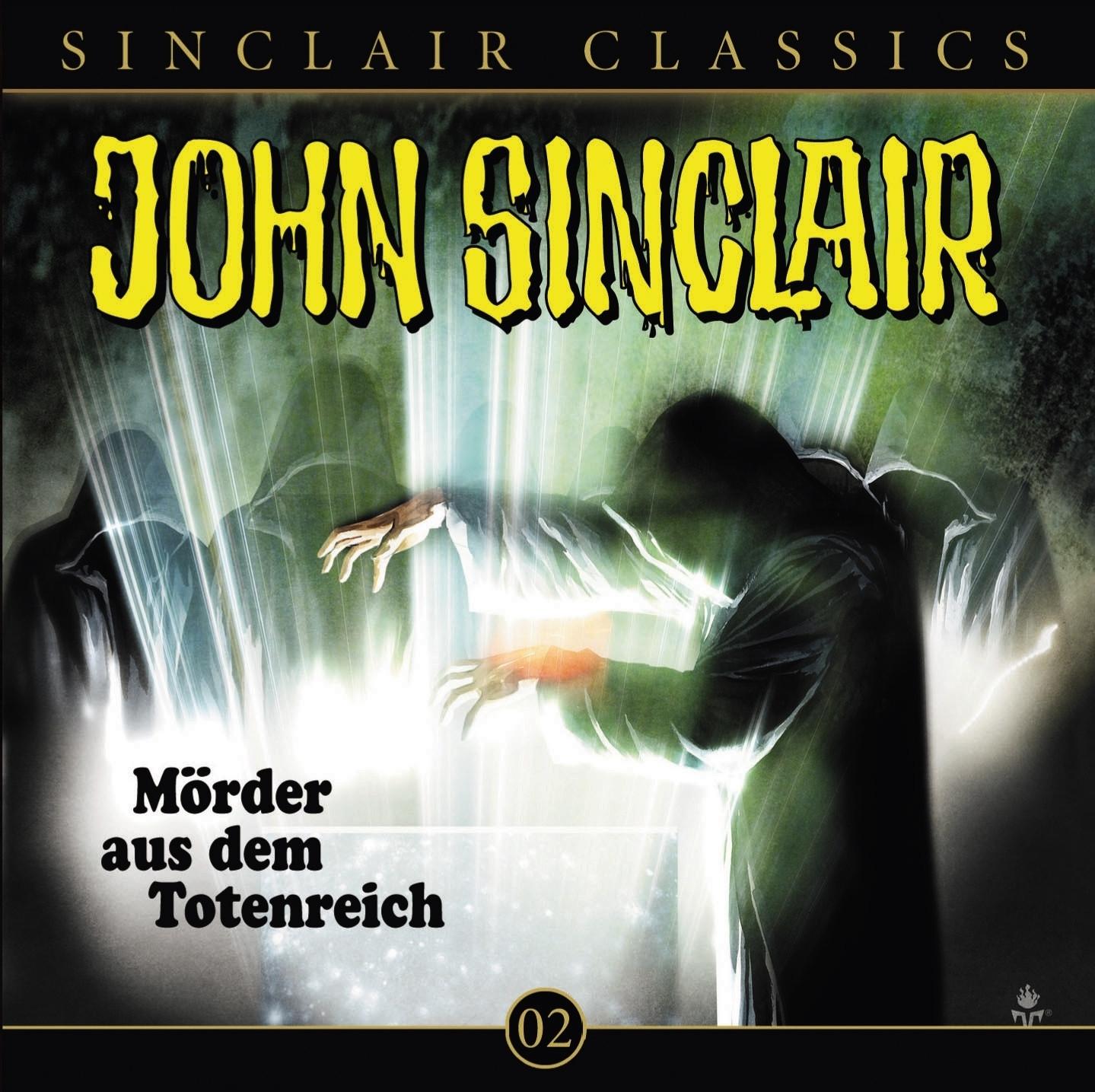 John Sinclair Classics 02 Mörder aus dem Totenreich