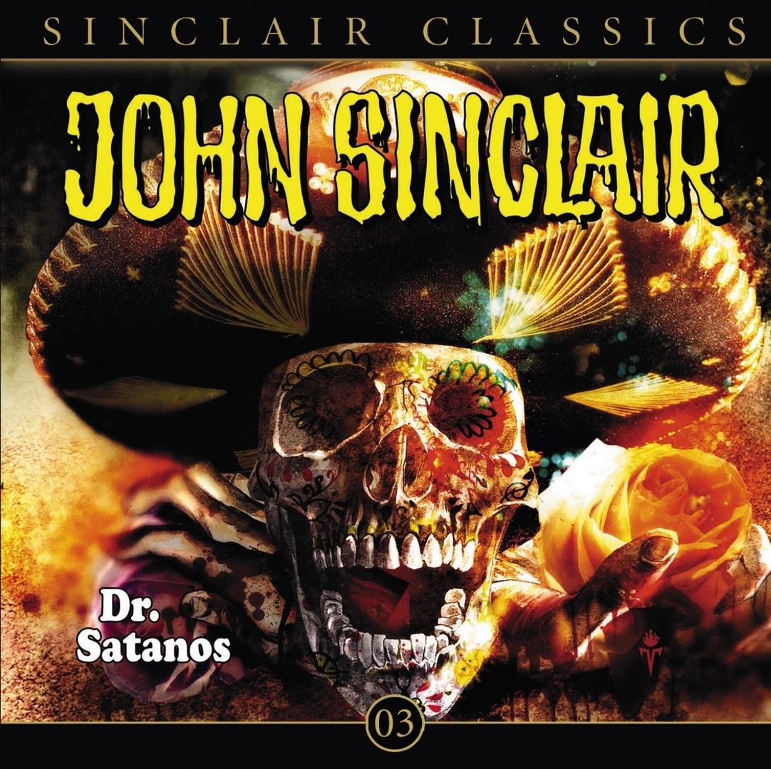 John Sinclair Classics 03 Dr. Satanos