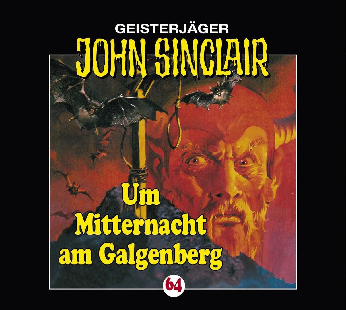 John Sinclair - Folge 64