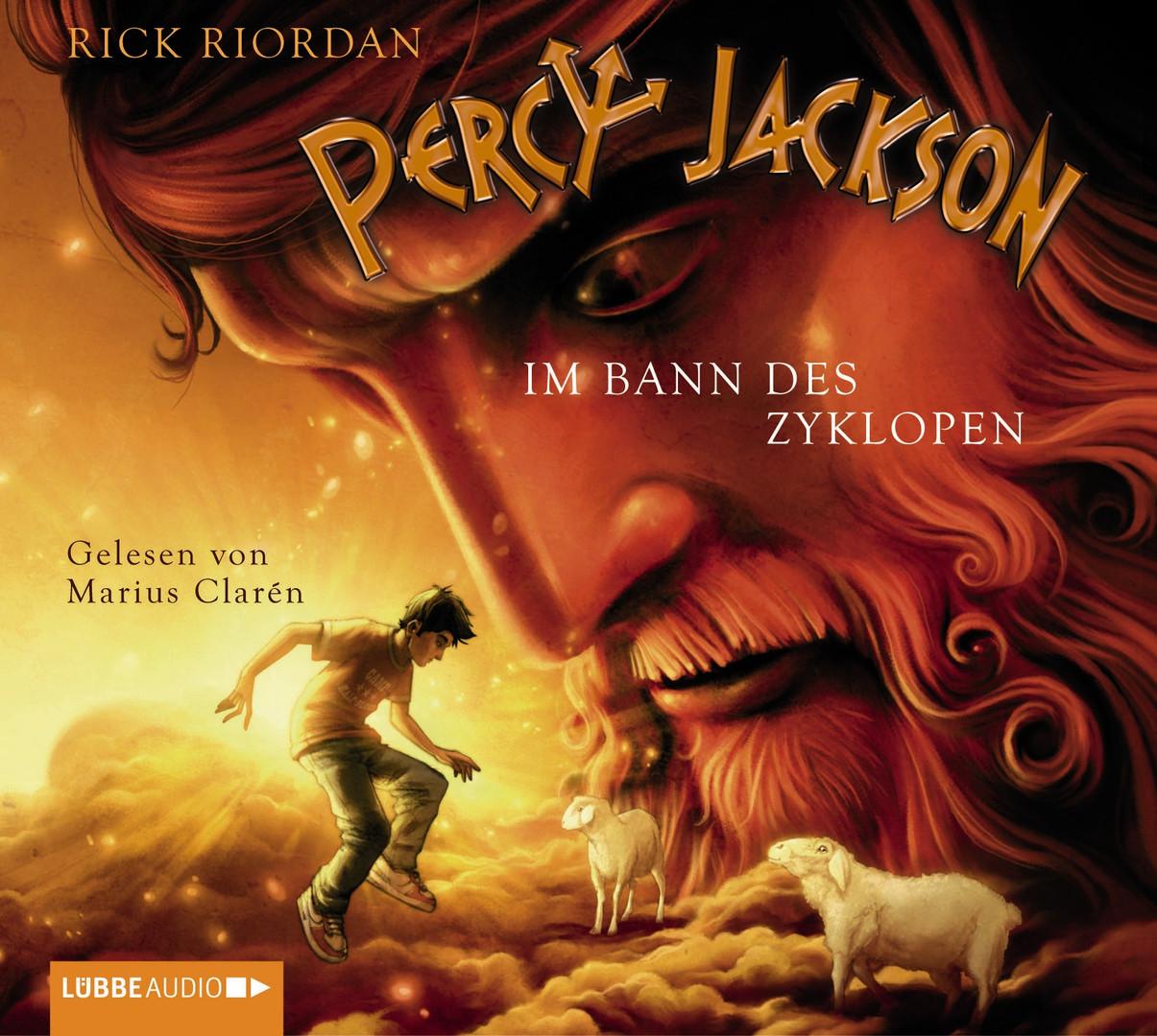 Rick Riordan - Percy Jackson - Teil 2: Im Bann des Zyklopen