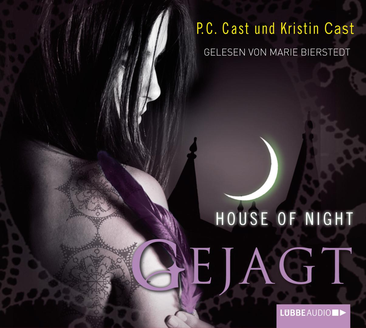 Cast - House of Night - Teil 5: Gejagt