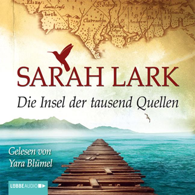 Sarah Lark - Die Insel der tausend Quellen