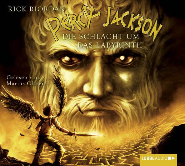 Rick Riordan - Percy Jackson - Teil 4: Die Schlacht um das Labyr