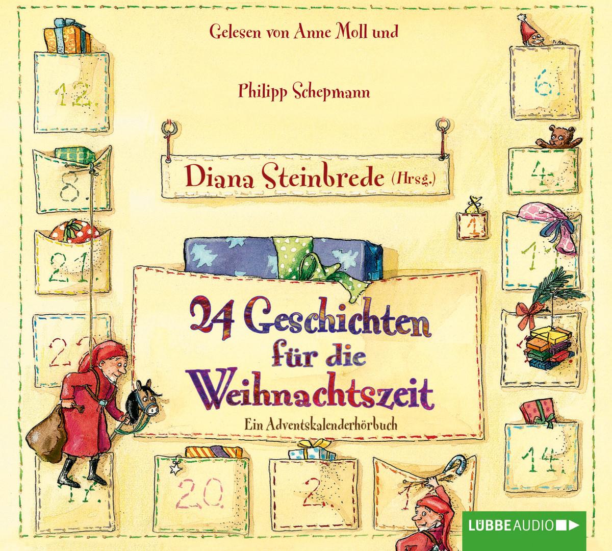 Diana Steinbrede - 24 Geschichten für die Weihnachtszeit