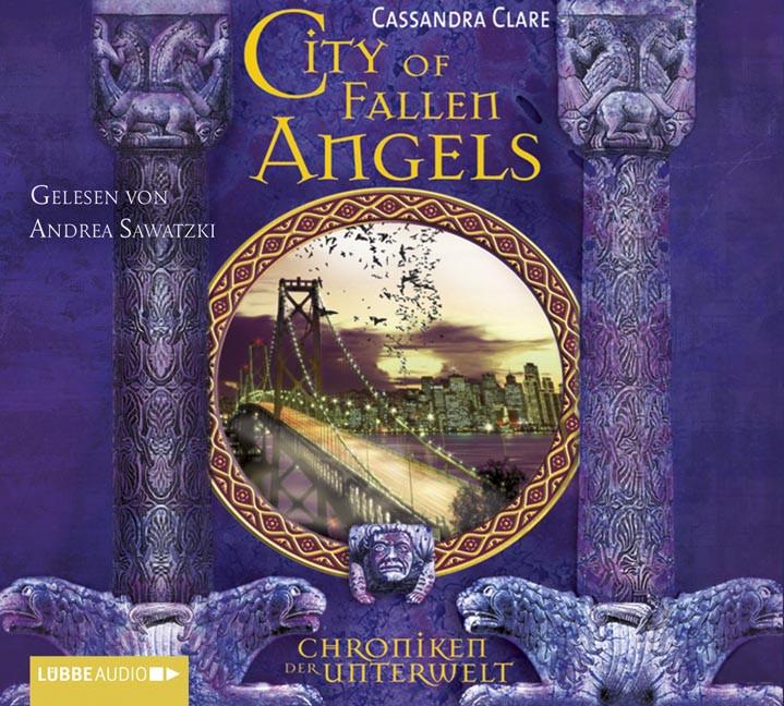 Cassandra Clare - City of Fallen Angels (Bones IV)