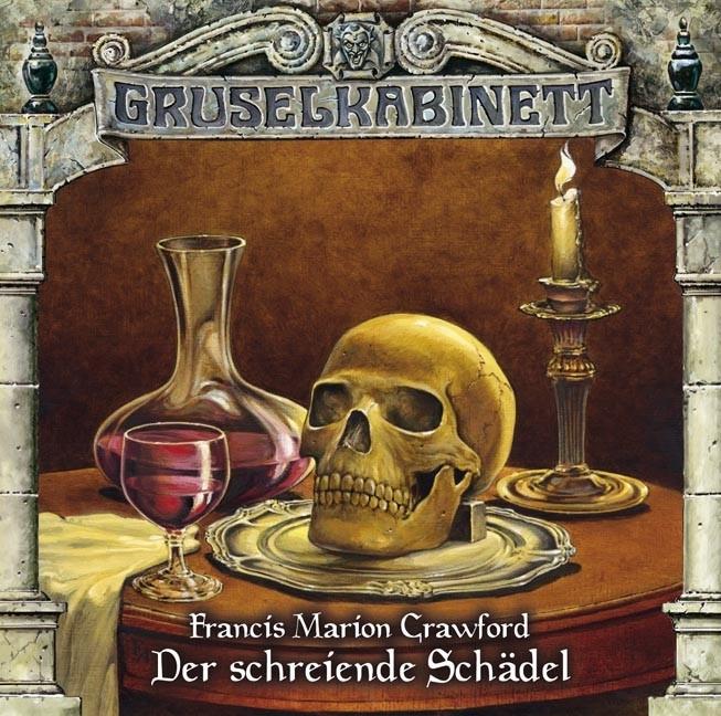 Gruselkabinett - Folge 64: Der schreiende Schädel
