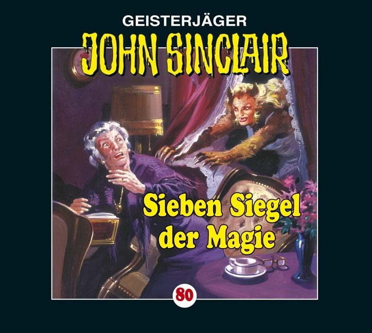 John Sinclair Folge 80 Sieben Siegel der Magie (1/3)