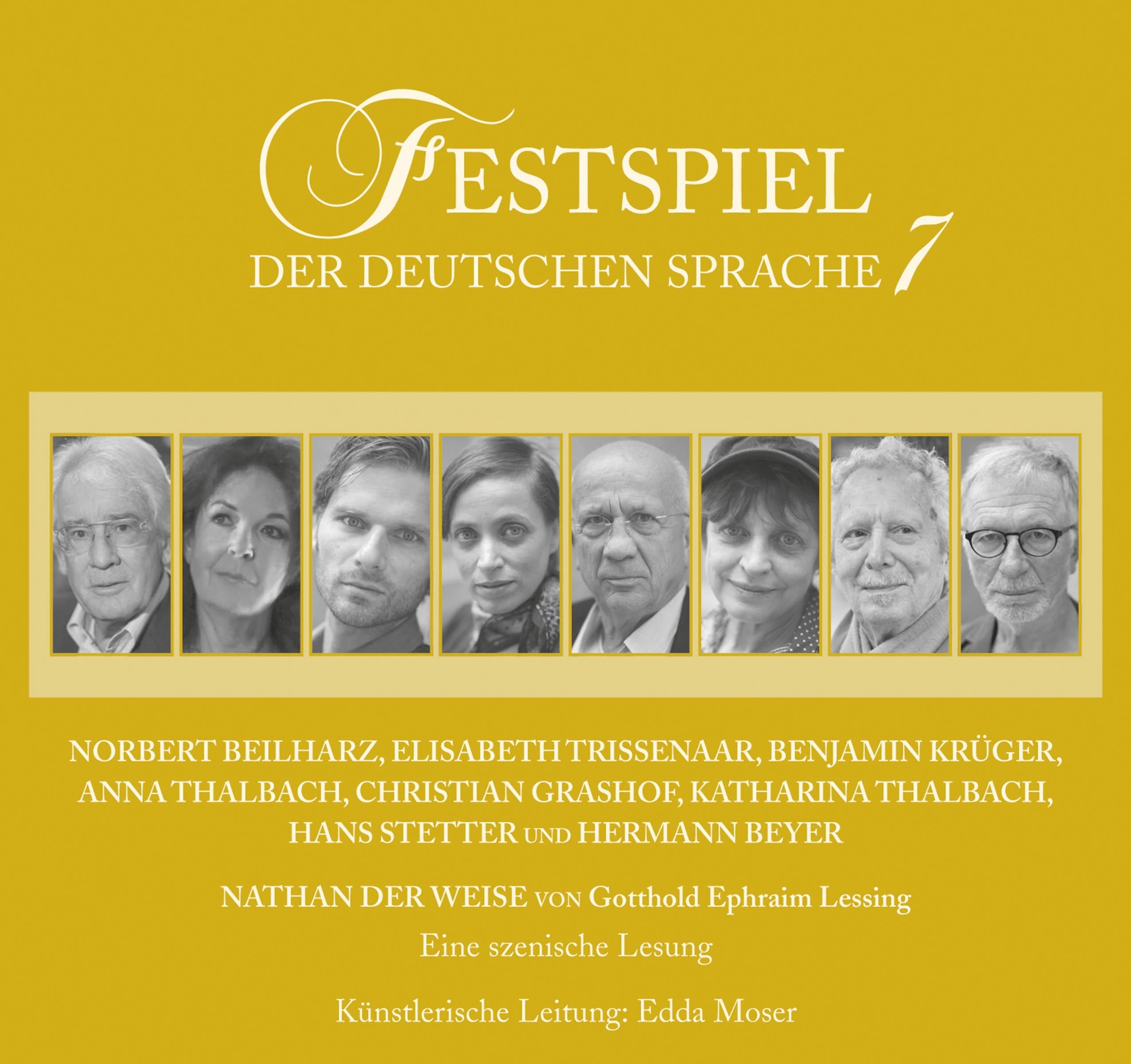 Festspiel der deutschen Sprache - 7 - Nathan der Weise