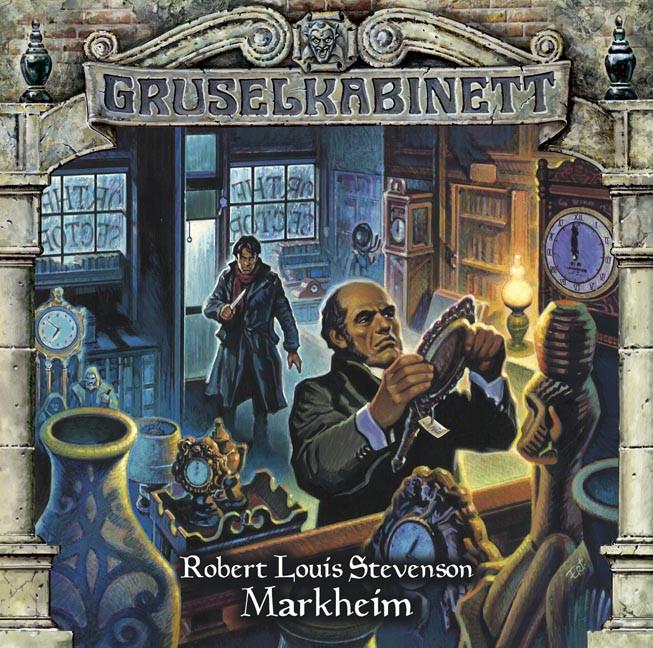 Gruselkabinett 72 Markheim