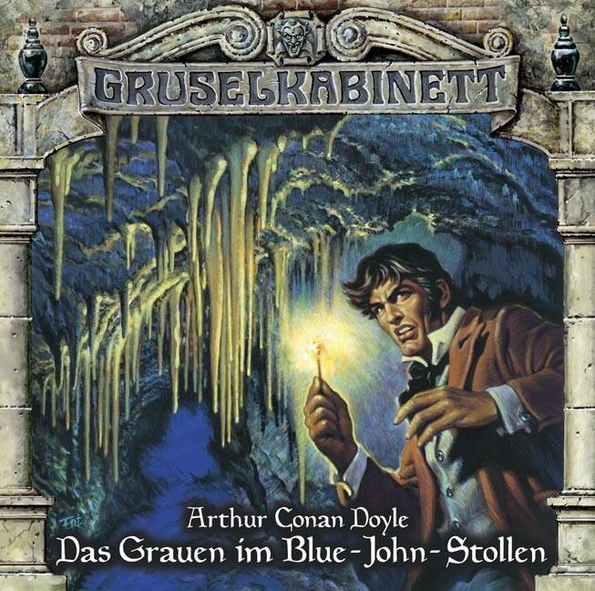 Gruselkabinett 73 Das Grauen im Blue-John-Stollen