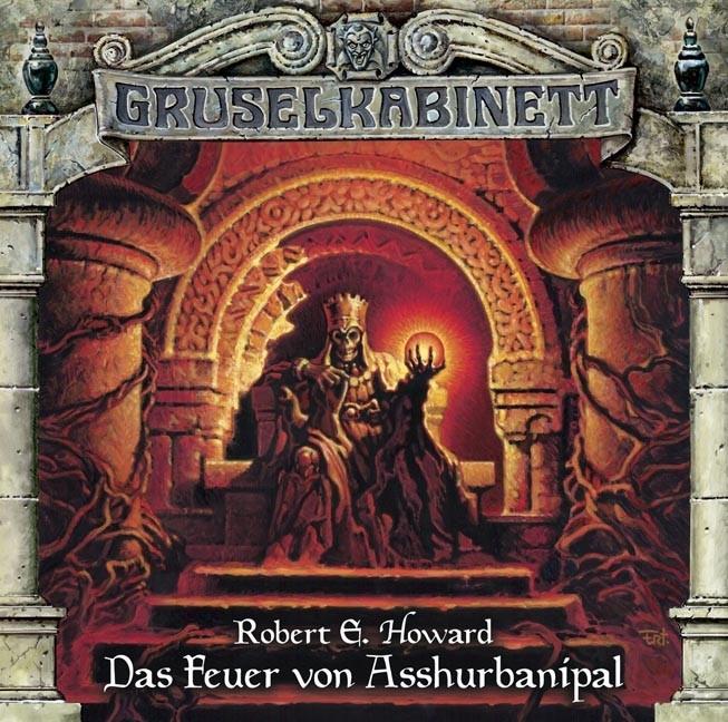 Gruselkabinett 77 Das Feuer von Asshurbanipal