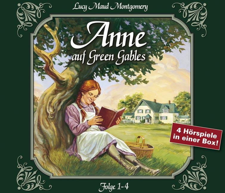 Anne auf Green Gables - Box 1