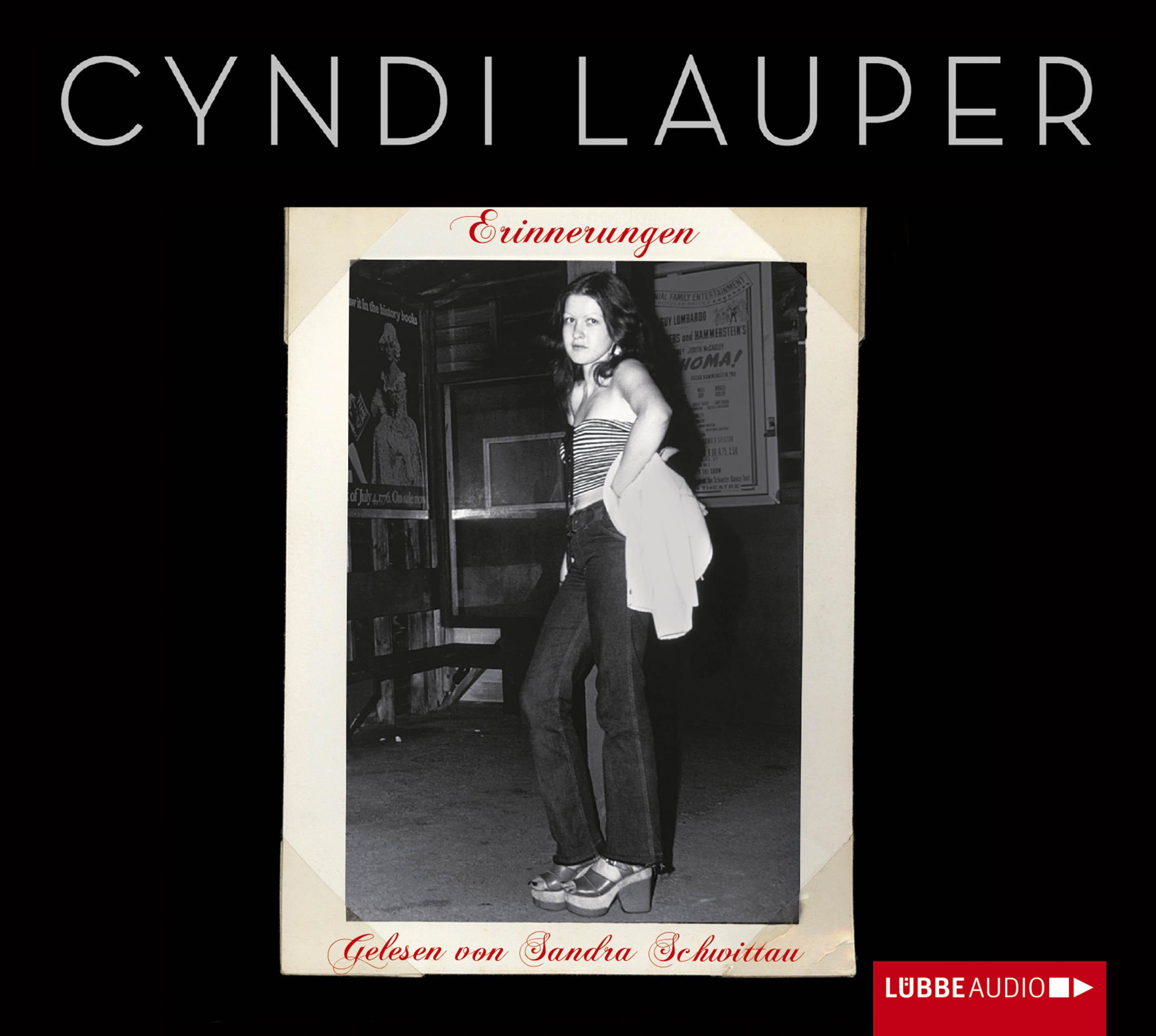 Cyndi Lauper - Erinnerungen